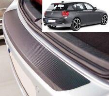 BMW Serie 1 F20 3/5 Porte - Effetto Carbonio Paraurti Posteriore Protezione