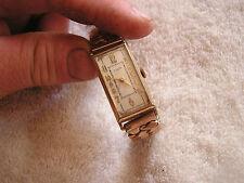 Vintage Art Deco Elgin Watch