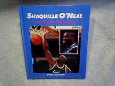 1994 SHAQUILLE O'NEAL BASKETBALL SENSATION Hardcover orlando magic bill gutman