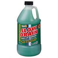 Zep Drain Defense Care Powder Build Up Clog Remover Slow