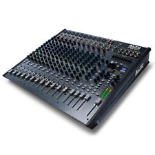 Alto Professional Live 1604 16-Channel 4-Bus Mixing Desk + USB Studio Mixer + FX