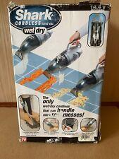 SHARK Cordless Handheld Vacuum EuroPro SV746 Bagless