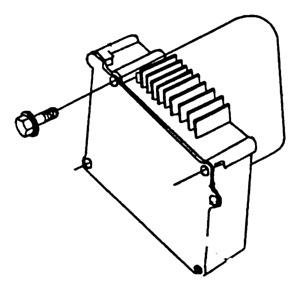 OEM Mopar R4727256AC  Engine Control Module/ECU/ECM/PCM