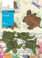Turtles Anita Goodesign Embroidery Machine Design CD