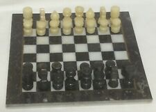 Marble Chess Board Game, Bid Now