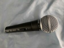 Shure SM58-S pro vocal microphone