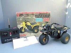 vintage 80s Shinsei RC ATC 3 wheeler Yamaha 225 dx Honda dust runner 250r w/ Box