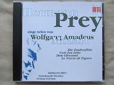 Hermann Prey singt Arien von Wolfgang Amadeus Mozart - Suitner - CD Neuwertig