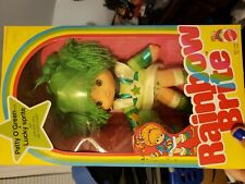 "1983 Vintage (Mattel) ""Rainbow Brite"" (Patty O'Green & Lucky Sprite) Doll, Rare!"
