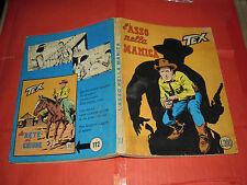 TEX GIGANTE da lire 200 in copertina N°111 c-ORIGINALE 1°EDIZIONE AUDACE BONELLI