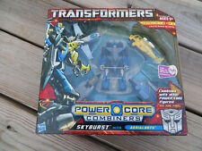 Hasbro Transformers Power Core Combiners Skyburst w Aerialbots