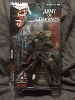 EVIL ASH Figure Army of Darkness McFarlane Toys Movie Maniacs
