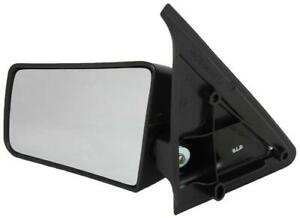NEW LEFT DOOR MIRROR FIT GMC SONOMA 1991-93 S15 JIMMY 1985-91 NON-POWERED/HEATED