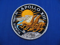 """Vintage Lion Brothers Apollo 13 (XIII) Patch 4"""" Mint or Near Mint NASA"""