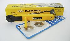 Vtg Tracing Wheel Orig Box 1949 & OLFA Rotary Cutter 28mm w/blades