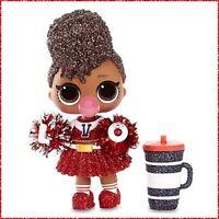 LOL Surprise Doll ALL STAR BB's CHEER SQUAD THRILLA Big Sis Glitter Cheerleader