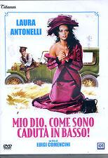 MIO DIO COME SONO CADUTA IN BASSO! - (1974) con Laura Antonelli - DVD NUOVO
