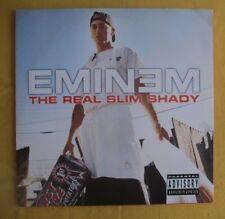 "Eminem 12"" maxi (4 tracks) - The Real Slim Shady"