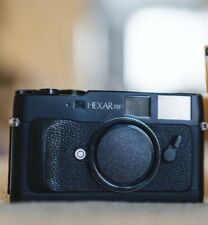 Konica Hexar Rf 35mm Rangefinder Film Camera Body Only