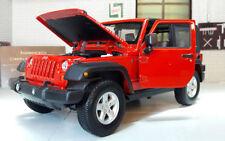 Modellini statici auto per Jeep