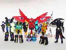 Bandai Hyakujuu Sentai Gaoranger figure Power Rangers gashapon (full set 6 Pcs)
