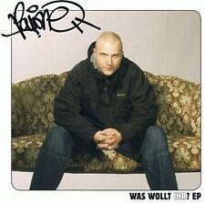 Pal One - Was Wollt Ihr? EP - CD NEU Joy And Pain - Hard Hittin - Leute