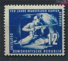 DDR 273b testés neuf 1950 750 Années mansfelder cuivre, ardoise (9051767