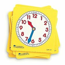 1 Tell/Teach The Time Clock Maths Home Education/schooling Resources *cheapest*