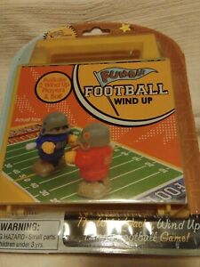 Wind Up Fumble Football Travel Game Tomy Classics Sababa Toys New