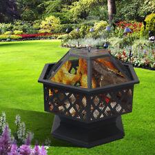 Feuerschalen Feuerstellen Aus Aluminium Günstig Kaufen Ebay
