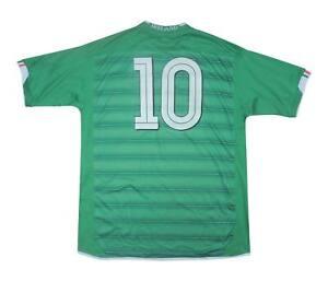 Ireland 2003-04 Original Home Shirt (R.Keane) #10 (Excellent) XL Soccer Jersey