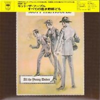 MOTT THE HOOPLE - ALL THE YOUNG DUDES 2006 JAPAN MINI LP CD