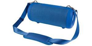 SILVERCREST®  Bluetooth Lautsprecher blau Handy PC Sound Musikbox *B-Ware