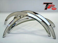 "1996-1999 Ford Taurus  Stainless Steel Fender Trim Moldings 1.6"" Width 4Pc Kit"