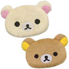 Rilakkuma Car Seat Belt stopper 2pcs Cute Bear Japan Anime Kawaii San-x RK140