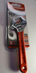 "Crescent AC26CVS The Original 6"" 150mm Adjustable Wrench Cushion Grip New"
