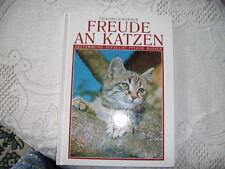 Freude an Katzen v.Friedrich Börner (1991)