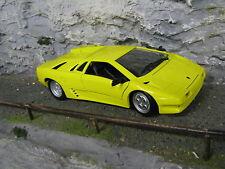 Maisto Lamborghini Diablo 1:18 Yellow
