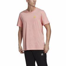 Camiseta Front Back adidas Rosa Hombre