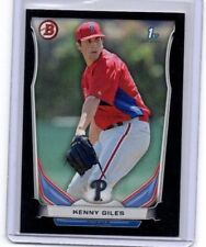 Kenny Giles # 8 / 99 Limited Card 2014 Bowman 1st Card Phillies  NEXT DAY SHIP