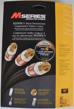 Monster M1000 CV-8 M Series High Definition Component Video Cables 8 FT