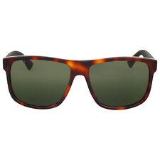 Gucci Square Dark Havana Sunglasses