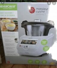 Monsieur cuisine Connect New Sealed Silvercrest Thermomix with WIFI