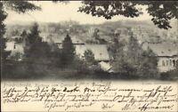 Friedrichroda Germany General View c1905 Postcard