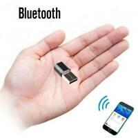 Mini Wireless Bluetooth USB/3.5mm Jack Audio Music AUX Speaker Receiver Adapter.