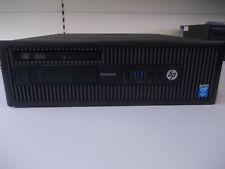 HP Elitedesk 800 G1, Intel i5 4570, 4 Gb ram, 500 Gb disk, DVDRW, Win 10 Pro