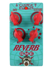 Cusack Reverb SME Guitar FX/Effects Pedal