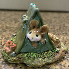 """Wee Forest Folk: """"Camping Out"""" Tent, W/ Box, 1994, MS-16"""