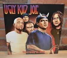 UGLY KID JOE - Stairway to Hell, Import LP BLACK VINYL Gatefold BONUS TRACKS New