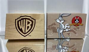 2015 Disney $20 Looney Tunes Fine Silver Canadian 4 Coin & Watch Set Box
